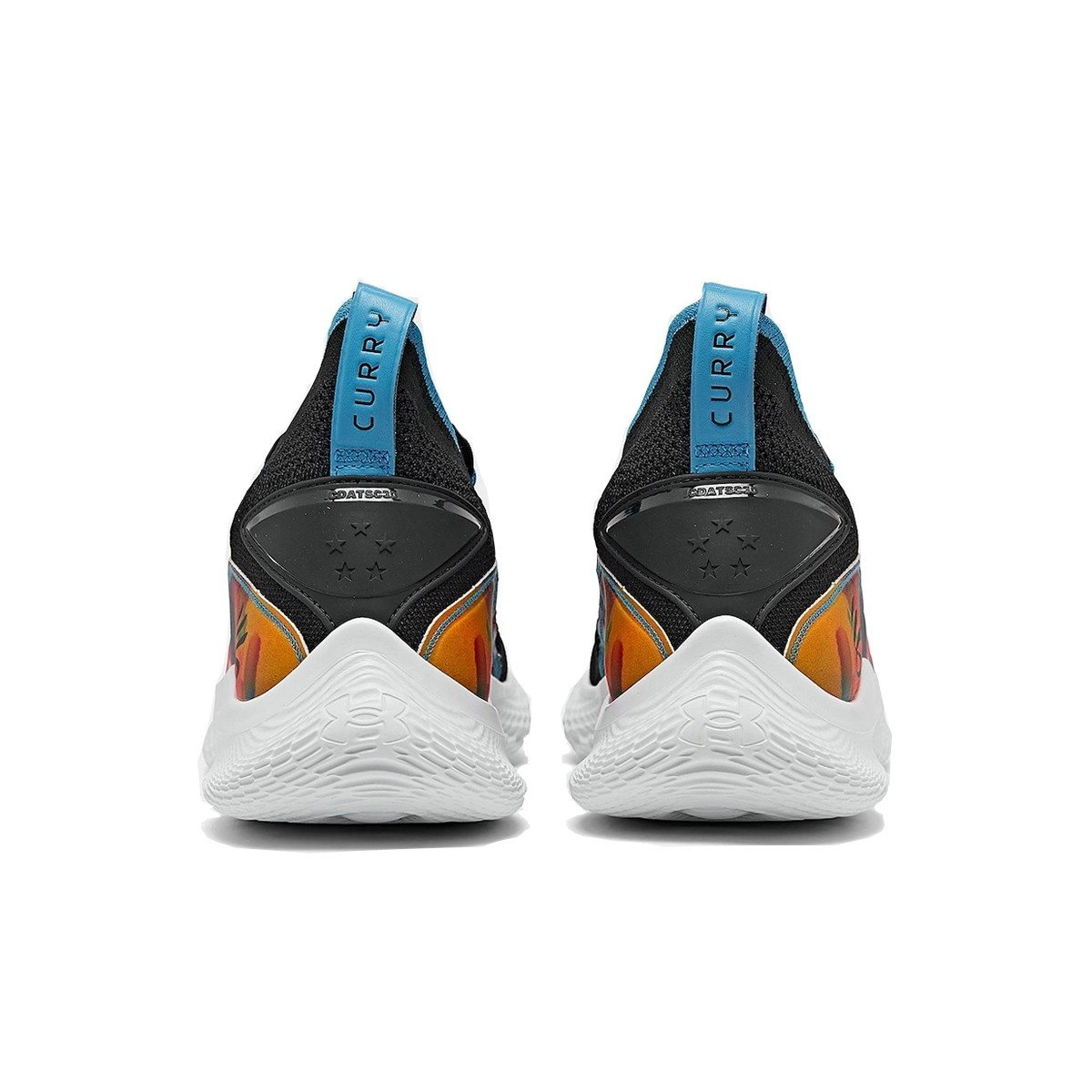 Under Armour Curry 8 Jr 'Feel Good'-3024033-001