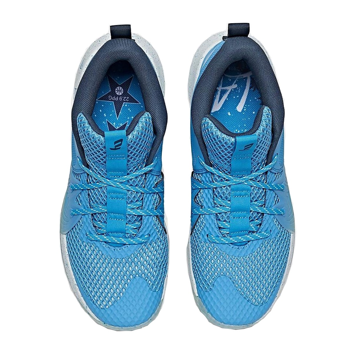Under Armour Embiid One 'Light Blue'-3023086-402