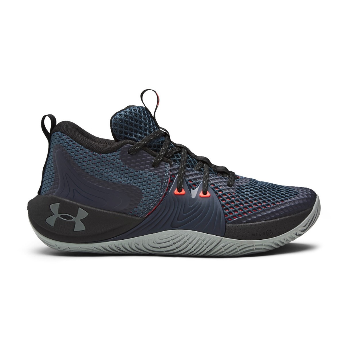 Under Armour Embiid One 'Jayhawk'-3023086-401