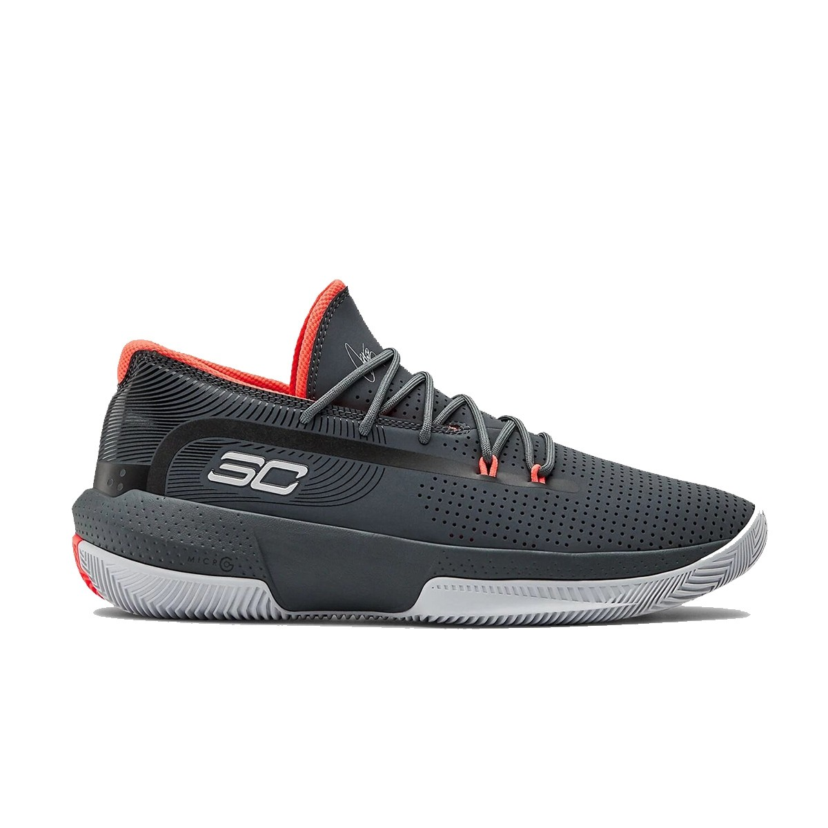UA SC 3ZER0 III GS 'Dark Grey'