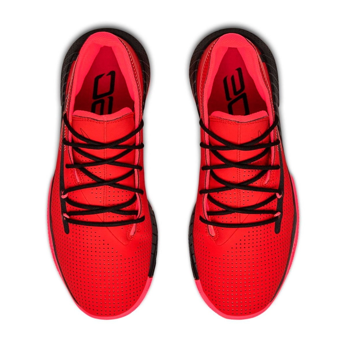 Under Armour SC 3ZER0 III GS 'Red' 3022117-601