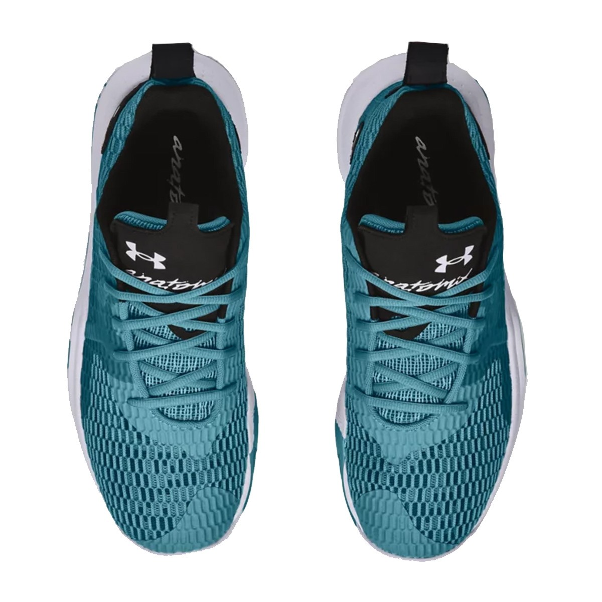 Under Armour Spawn 3 'Jade Turquoise'-3023738-301