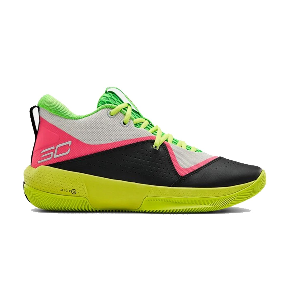 Under Armour UA SC 3Zero IV GS 'Pigalle'