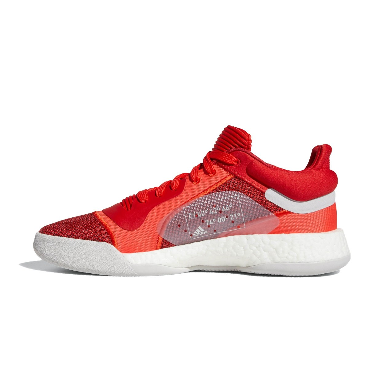 ADIDAS Marquee Boost Low 'Red Scarlet' F36305