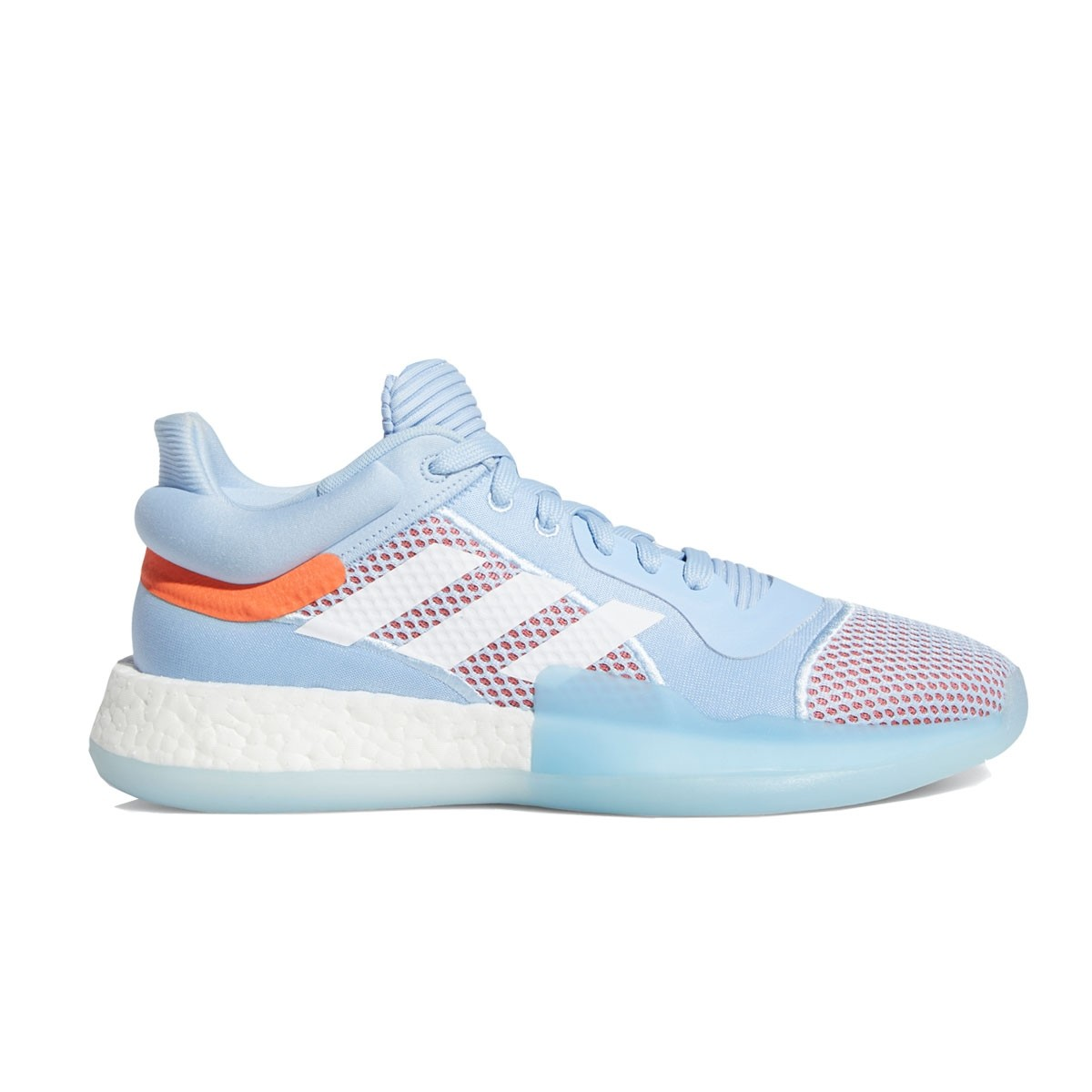 ADIDAS Marquee Boost Low 'Glow Blue'
