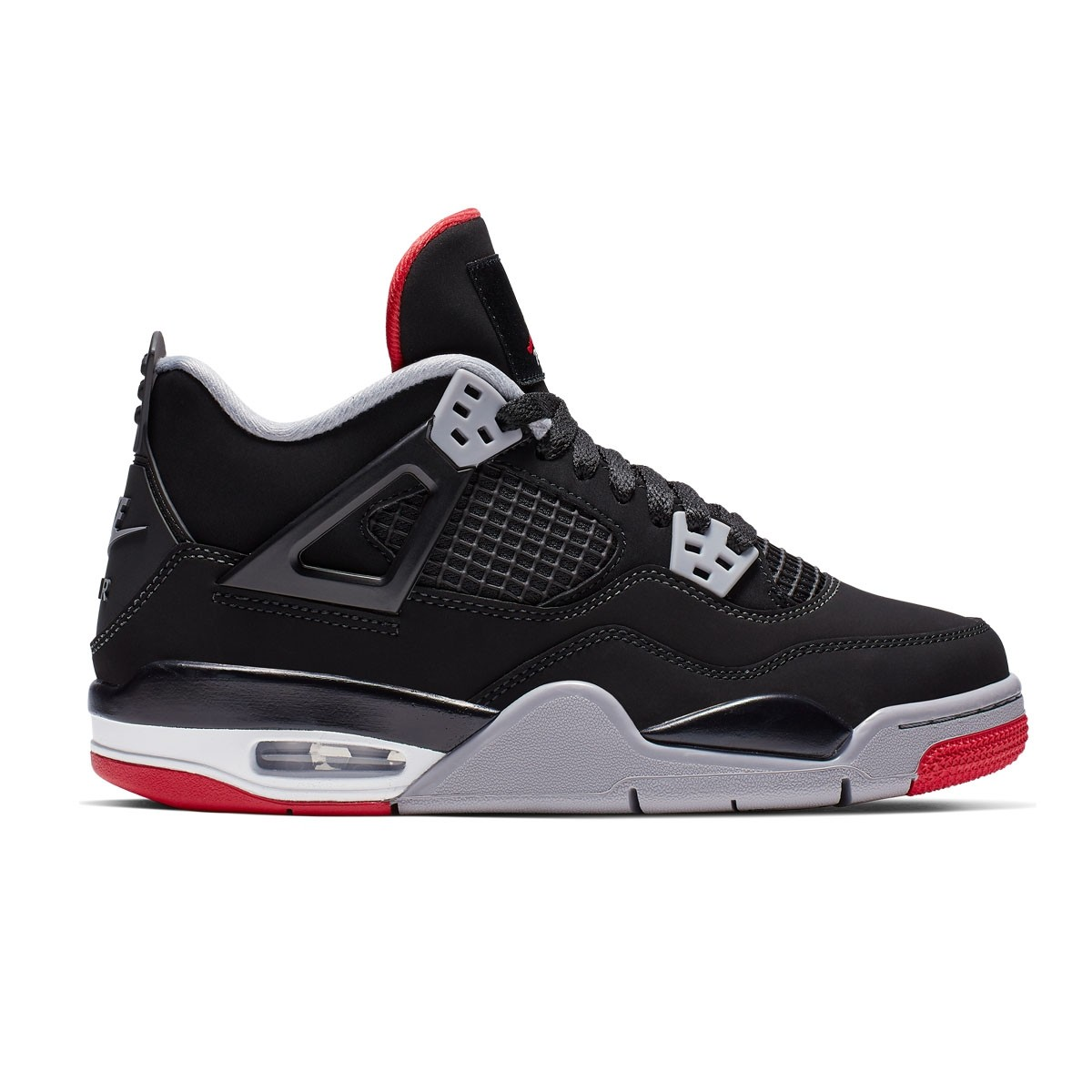 Air Jordan 4 Retro GS 'Bred'