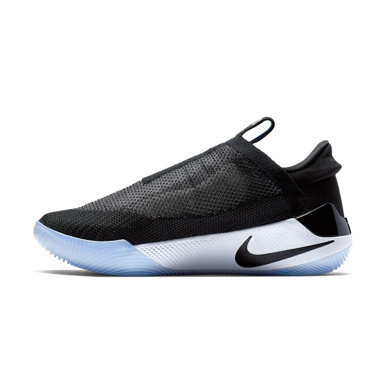 Nike Adapt BB 'Black Pure Platinum'