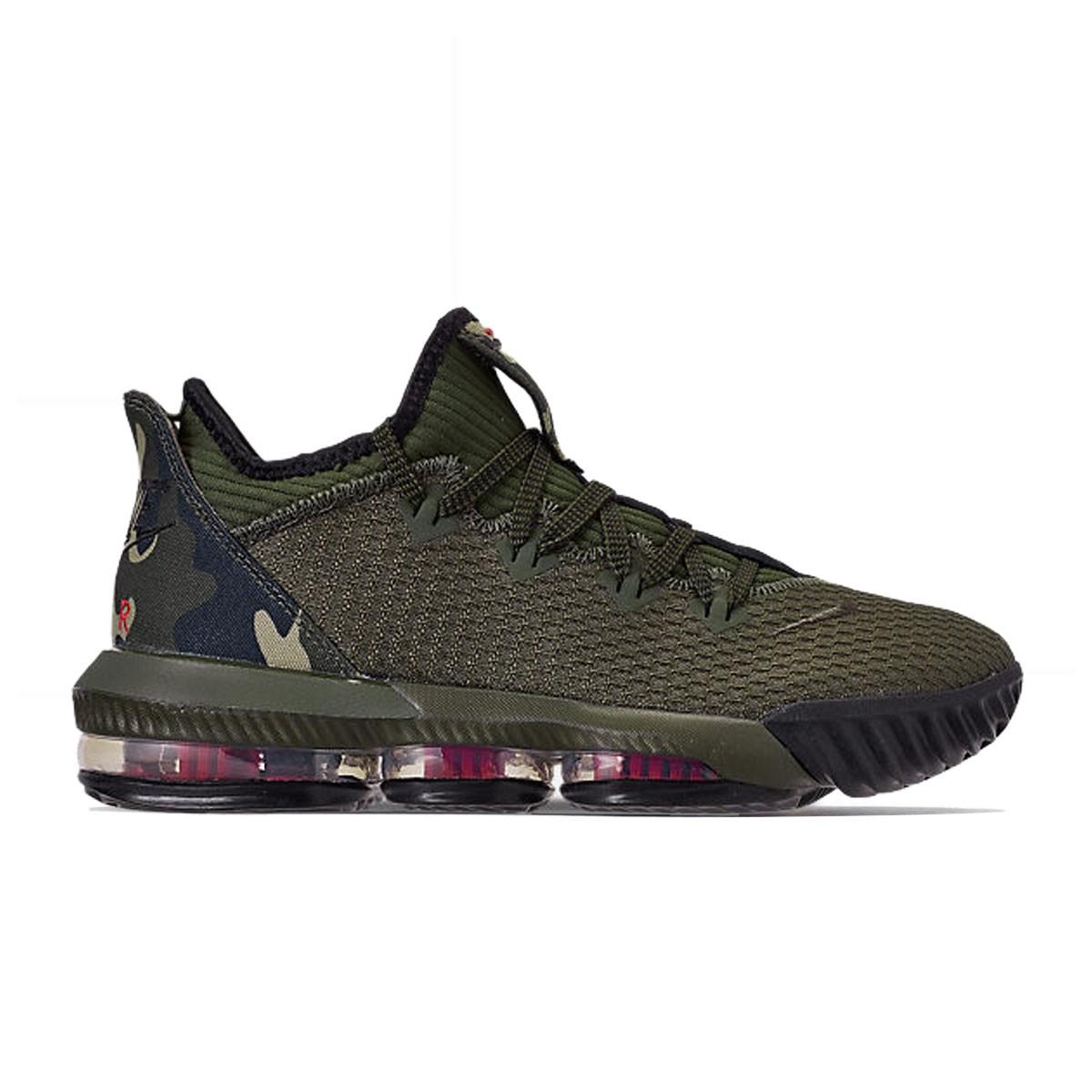 Nike Lebron XVI Low 'Camo'