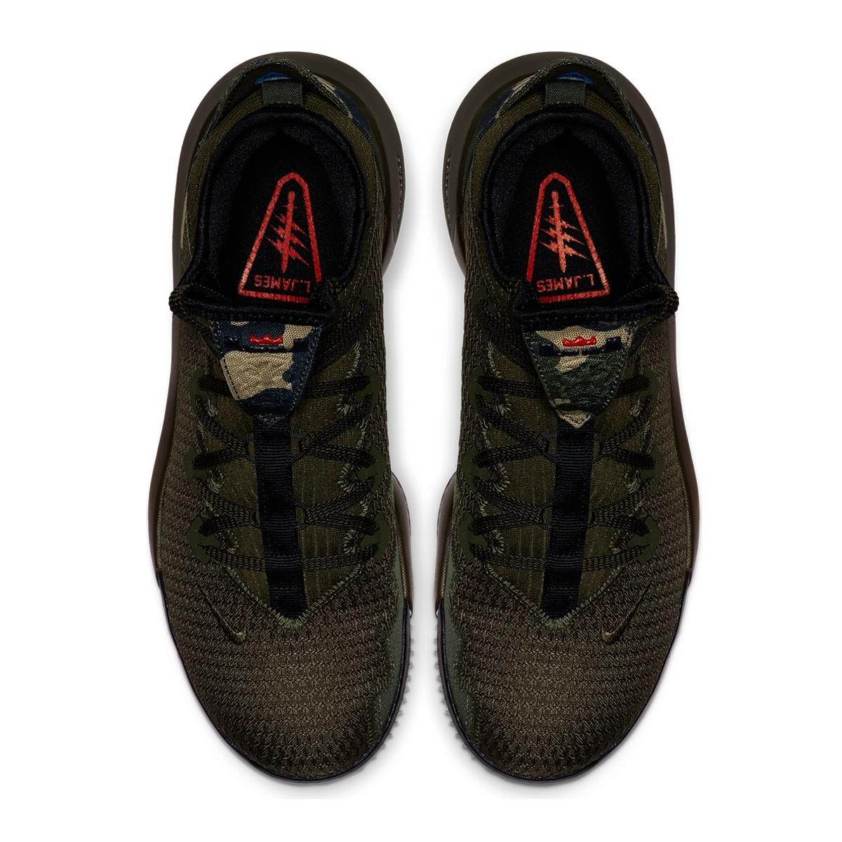 Nike Lebron XVI Low 'Camo' CI2668-300