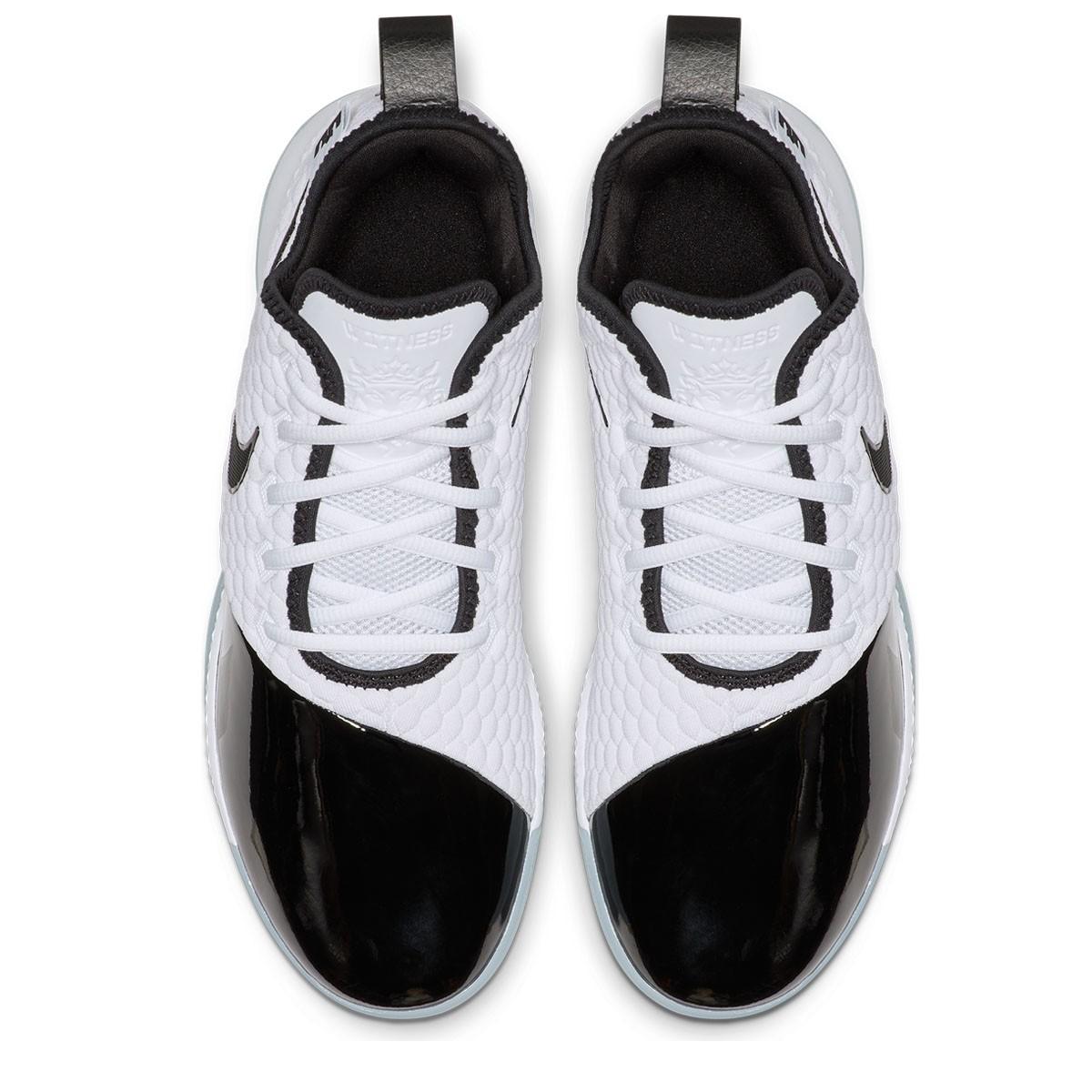 Nike Lebron Witness III PRM GS 'Concord' BQ9819-100-JR