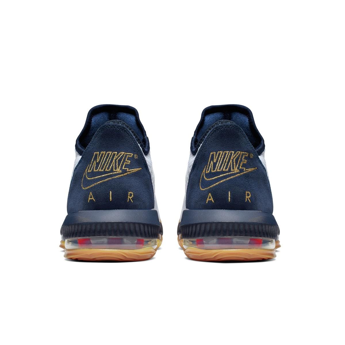 Nike Lebron XVI Low 'Olympic' CI2668-101