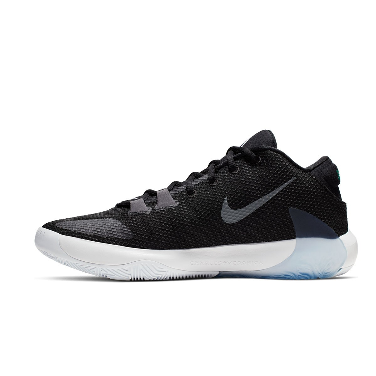 Nike Zoom Freak 1 'Black & White' BQ5422-001