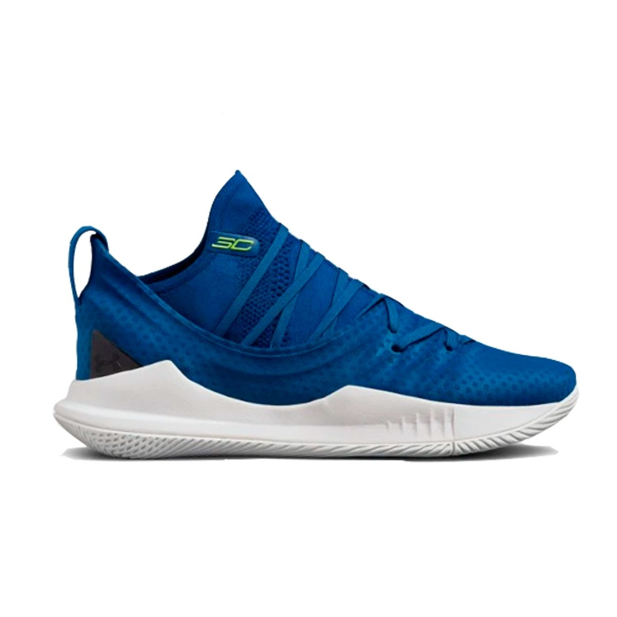 UA Curry 5 'Moroccan Blue'