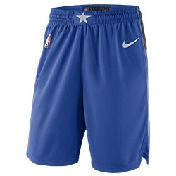 Nike NBA Dallas Swingman Short 'Icon Edition'
