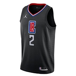 Jordan Jr NBA Clippers Swingman Jersey Kawhi Leonard 'Statement Edition