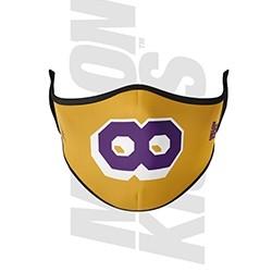 Mamba Forever Face Mask