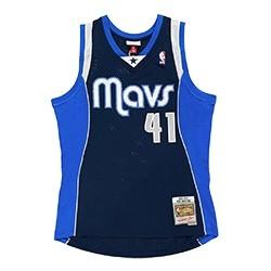 Mitchell & Ness Swingman Jersey Dallas Mavericks 2011-12 'Dirk Nowitzki'