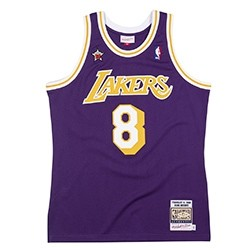 Mitchell & Ness Authentic Jersey All-Star West 1998 'Kobe Bryant'