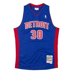 Mitchell & Ness Swingman Jersey Detroit Pistons Rasheed Wallace '2003-04'