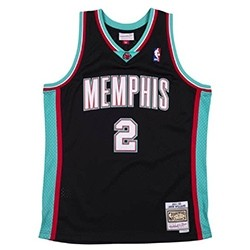 Mitchell & Ness Swingman Jersey Grizzlies Williams '2001-02'