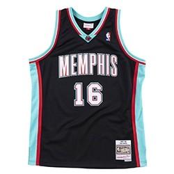 Mitchell & Ness Swingman Jersey Memphis Grizzlies Pau Gasol '2001-02'