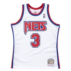 Mitchell & Ness Swingman Jersey Nets Petrovic '1992-93'