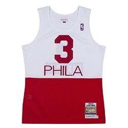 Mitchell & Ness Swingman Jersey Philadelphia 76ers Allen Iverson '2003-04'