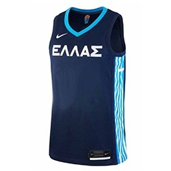 Nike Grecia Olympics Jersey Tokyo 2020 Jr