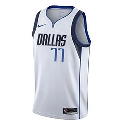 Nike Jr NBA Dallas Mavericks Swingman Jersey Luka Doncic 'Association Edition'