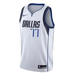 Nike Jr NBA Dallas Mavericks Swingman Jersey Luka Doncic 'Association Edition'