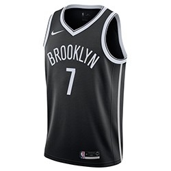 Nike Junior NBA Nets Swingman Jersey Durant 'Icon Edition'