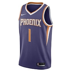 Camiseta Nike Junior NBA Phoenix Suns Swingman Jersey Booker  'Icon Edition'