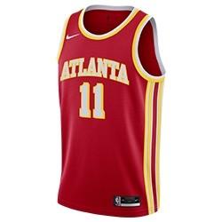 Nike NBA Atlanta Hawks Swingman Jersey Trae Young 'Icon Edition'