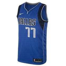 Nike NBA Dallas Swingman Jersey Luka Doncic 'Icon Edition'