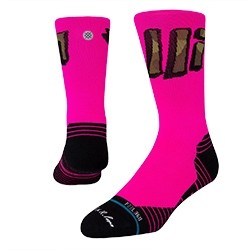 Calcetín Stance Cinelli RP Perf Crew 'Pink'
