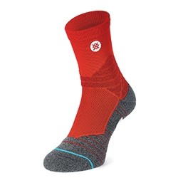 Calcetín Stance Icon Sport Crew 'Red'