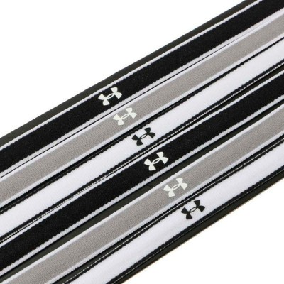 UA Headbands 'B&W' 1286016-005