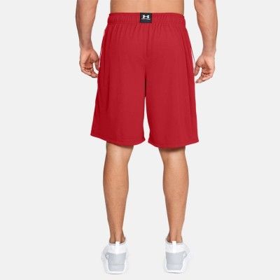 Under Armour Baseline 10in Short 'Red' 1305729-600