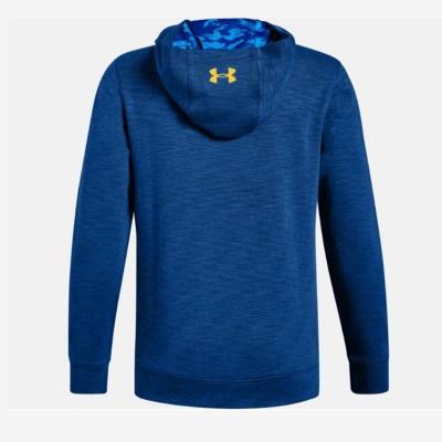 UA SC30 Fleece Hoody 'Blue' 1317978-400