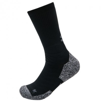 UA Drive Crew Sock 'Black' 1329365-001