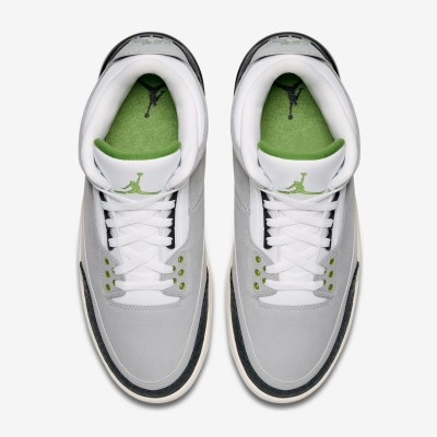Air Jordan 3 Retro 'Chlorophyll' 136064-006