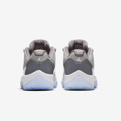 Air Jordan 11 Retro Low 'Cool Grey' 528895-003