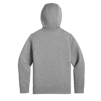 Nike Hoodie YA76 'Grey' 619080-063