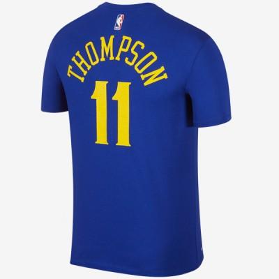 Nike NBA GSW Tee Klay Thompson 'Icon Edition' 870774-498