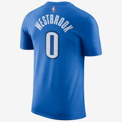 Nike NBA OKC Tee Russell Westbrook 'Icon Edition' 870796-403