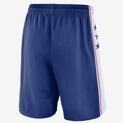 Nike NBA Phila Swingman Short 'Icon Edition' AJ5638-495