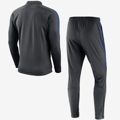 Nike NBA GSW Track Suit 'Grey' 923082-060