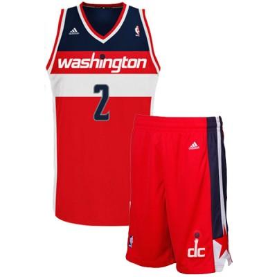 Adidas NBA Conjunto Washington Wizards 'John Wall' Road AP6656