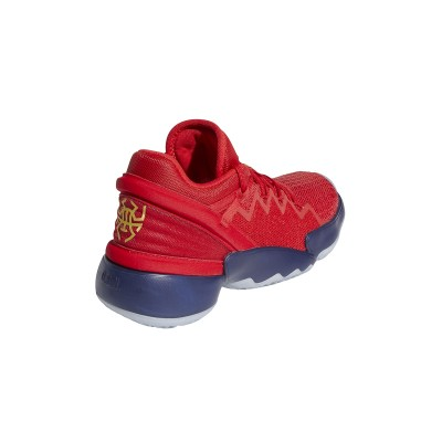 ADIDAS D.O.N. Issue 2 Jr 'Iron Spider-Man'-G55709