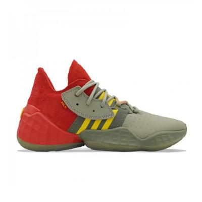 ADIDAS Harden Vol.4 'Red Tails'-EF9928